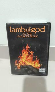 DVD original Lamb of god