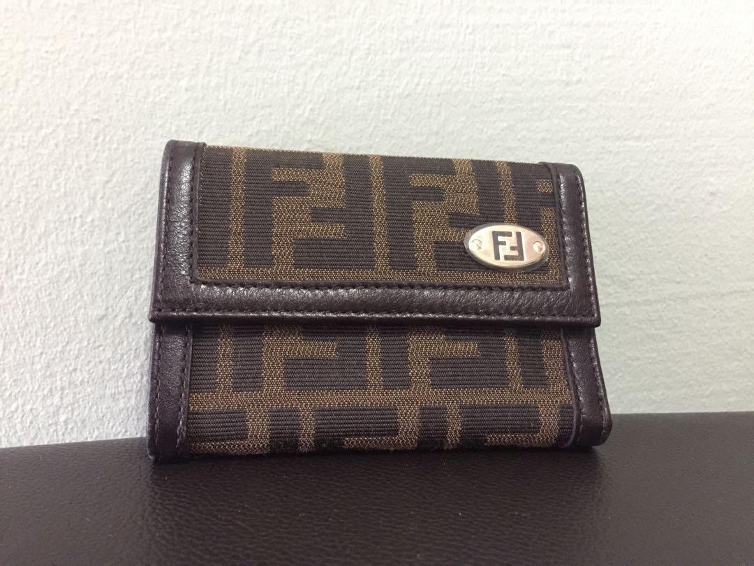Fendi lady wallet for sale