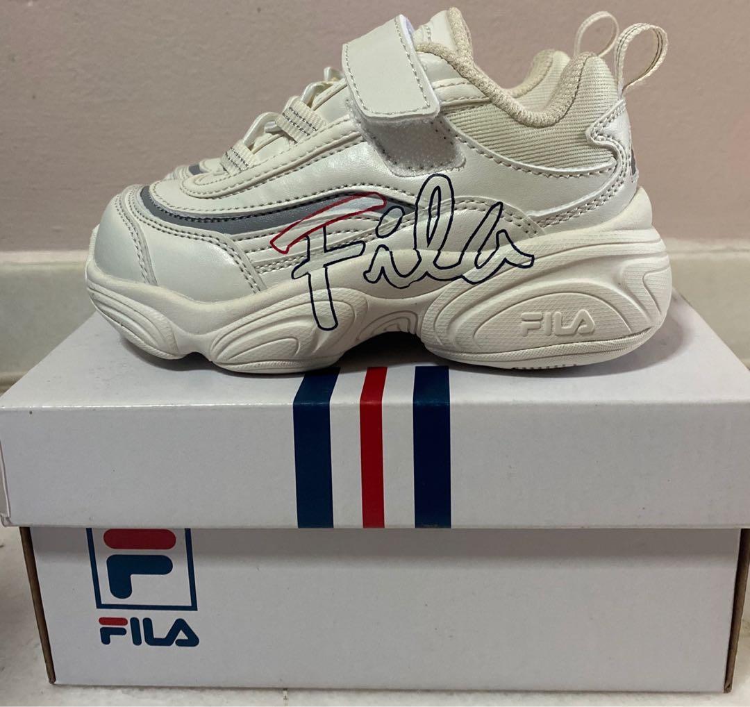 Fila Kids Sneaker (Brand New)