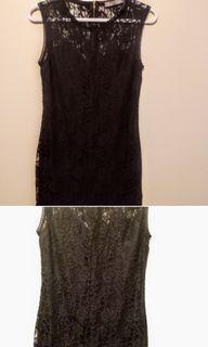 Fin&Clover floral lace dress