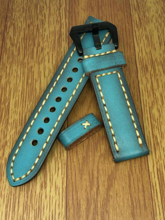 [FlingStraps] Brand New Genuine Cowhide Leather Watch Strap