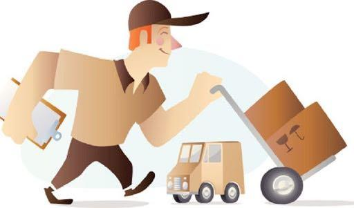 Furniture Delivery Driver
