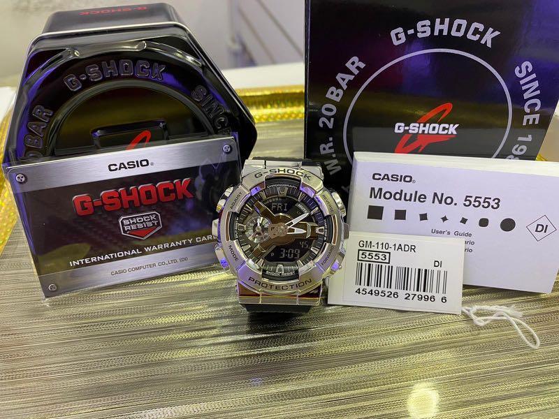 G- Shock GM-110-1ADR
