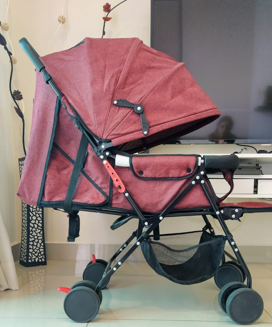 Gently Used Baby Stroller For Sale
