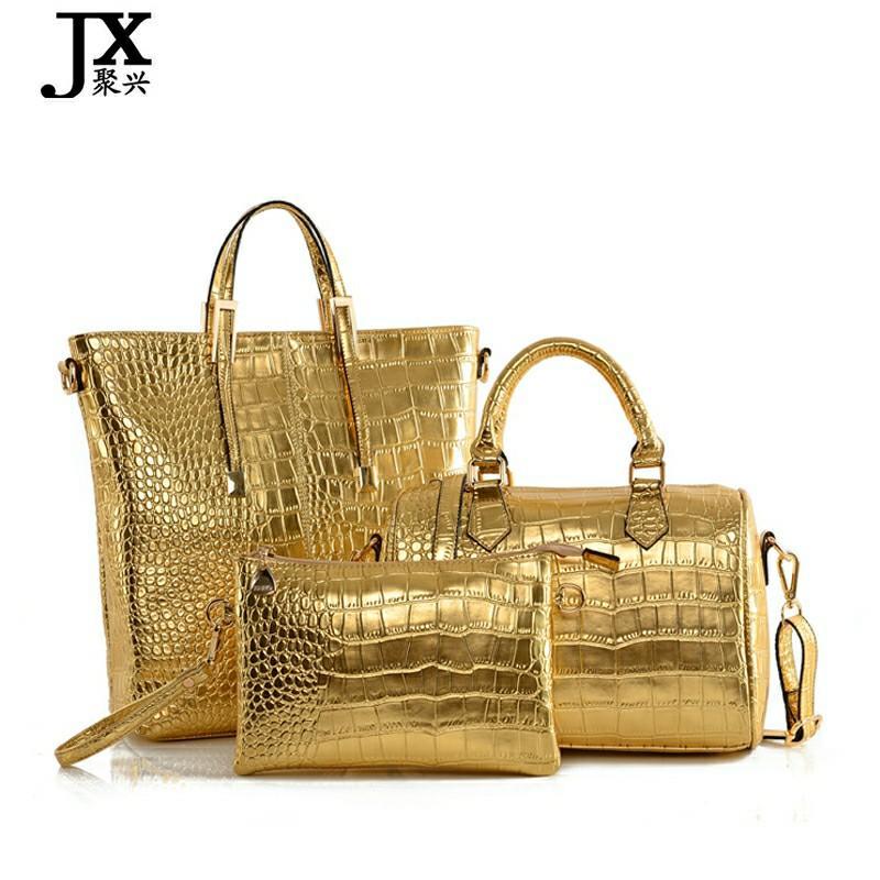 gold bag Set in stock!