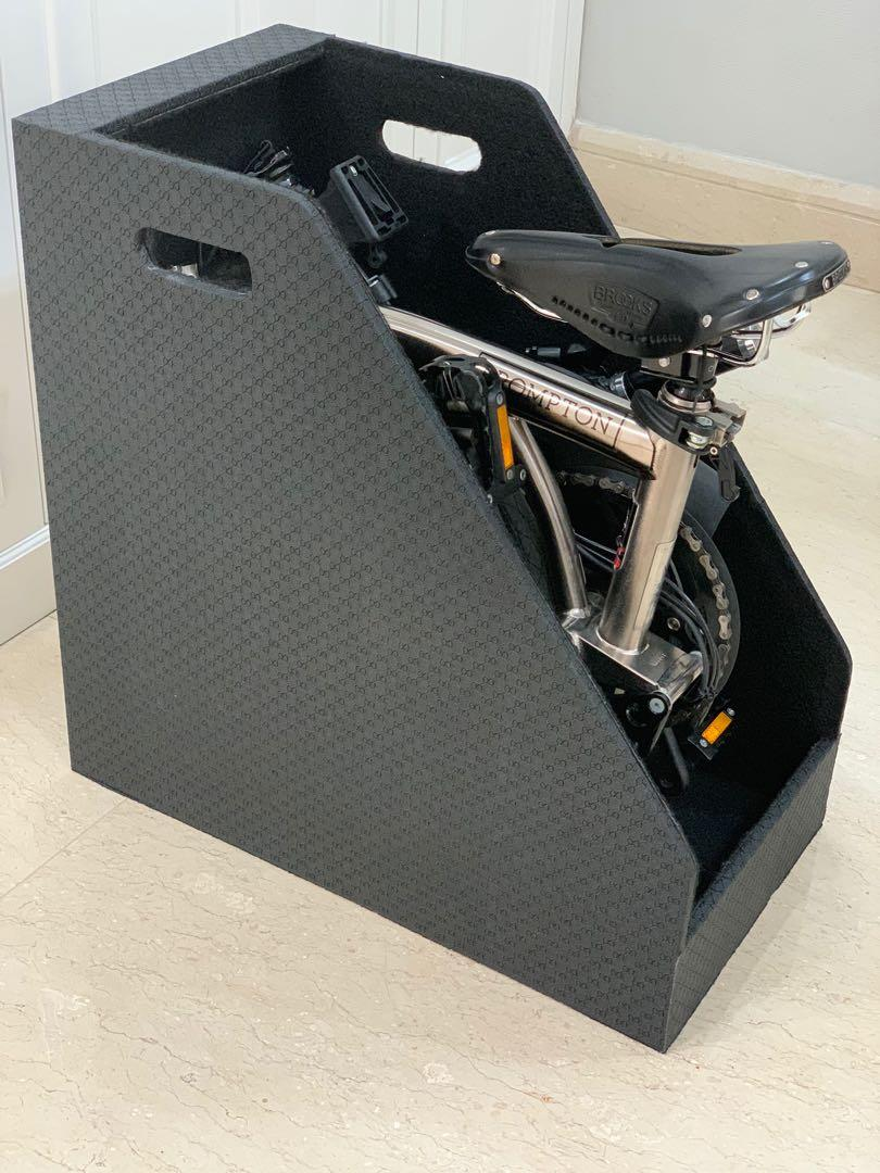 Holdong Box BROMPTON Synthetic Leather