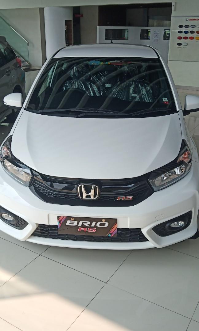 Honda Brio RS Cvt, Ready Stok