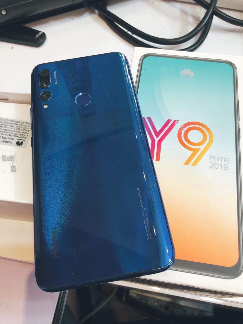 Huawei 華為 Y9 prime