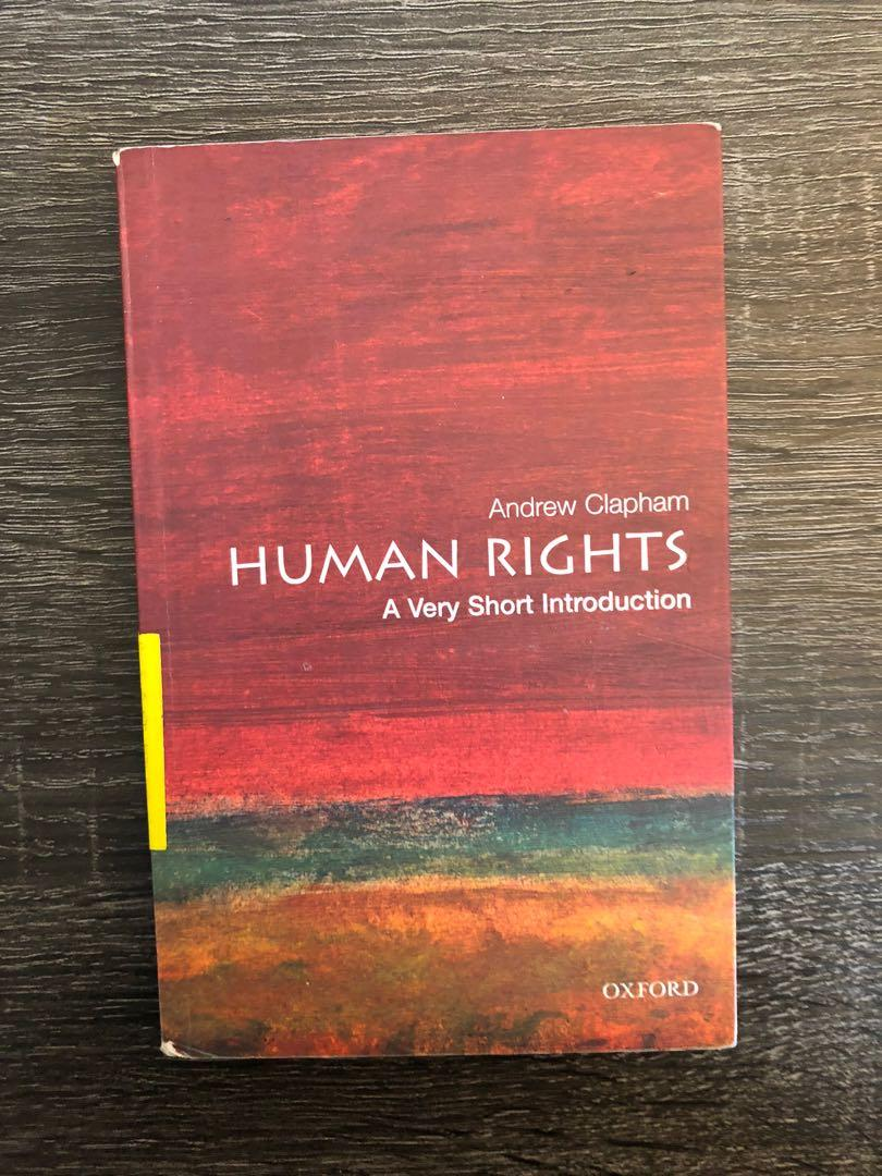 Human Rights: A Very Short Intro