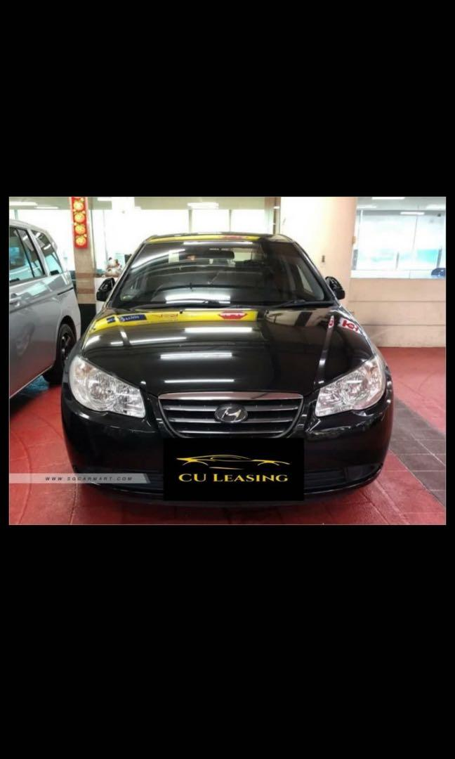 Hyundai Avante for rent (PHV Usage only)