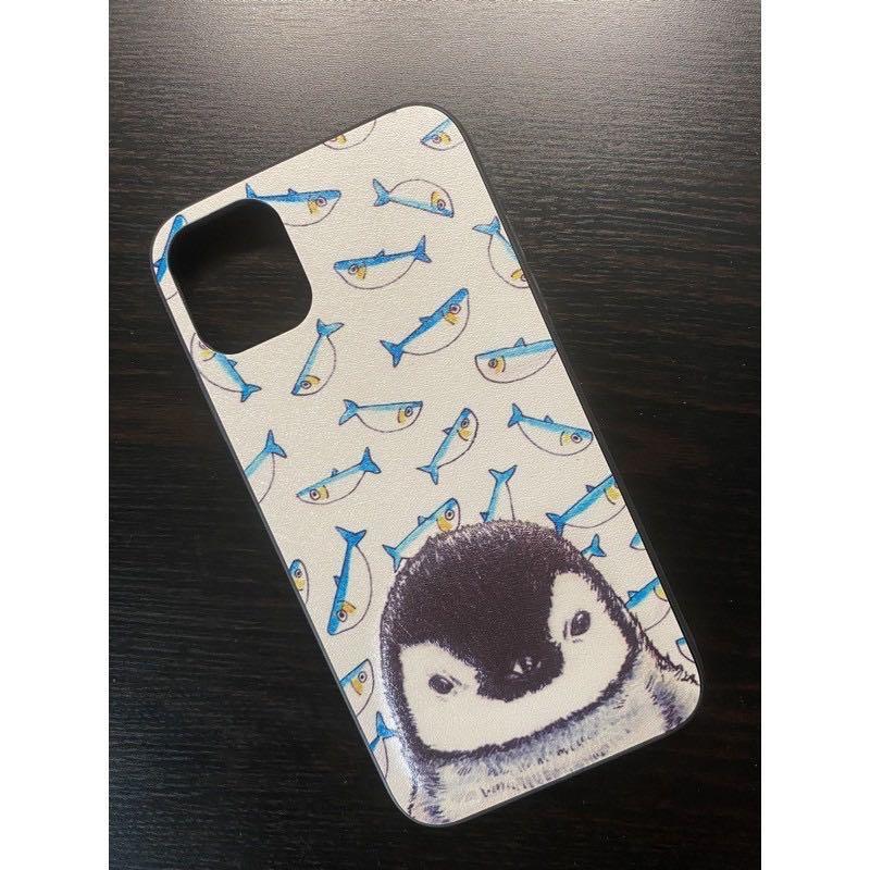 iphone11 立體企鵝手機殼 硬殼