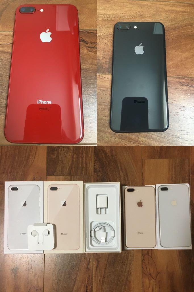 iPhone 8+