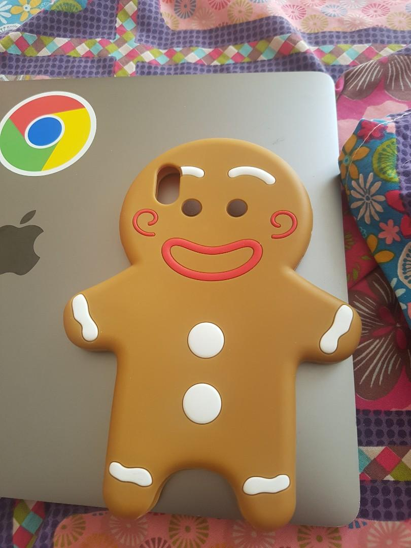 Iphone XR gingerbread case