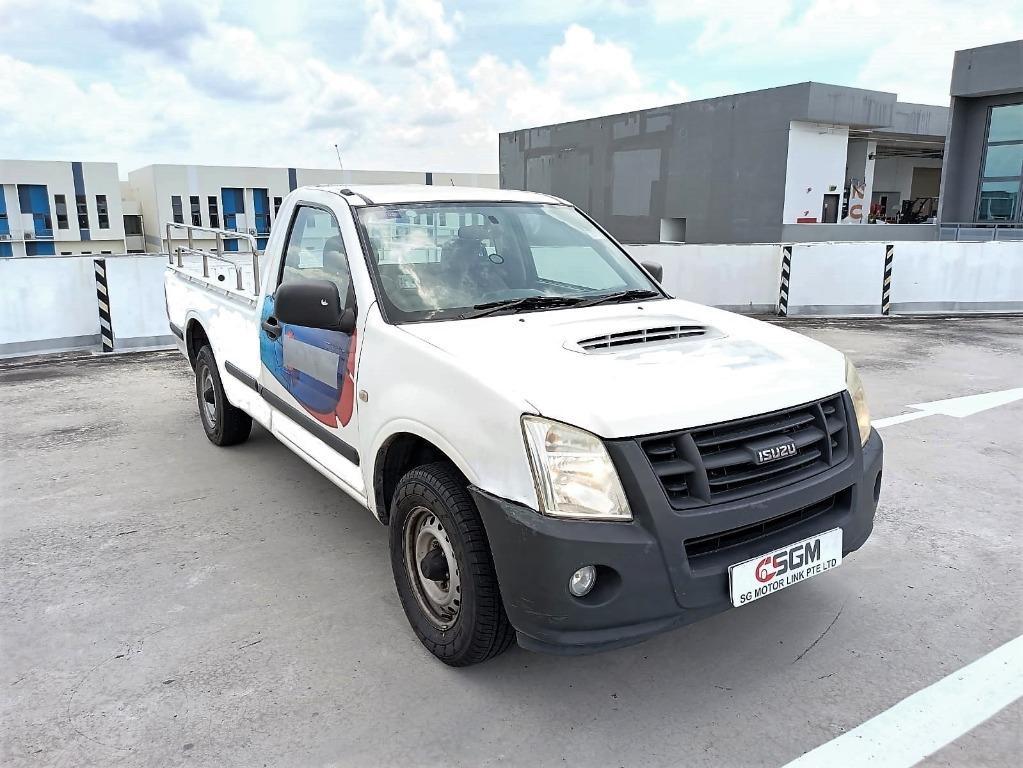 Isuzu TFR86H Single-Cab Pickup