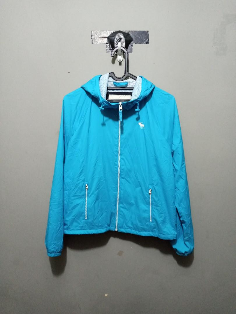 Jaket Running/Sports, Abercrombie & Fitch, Good Prelove Condition