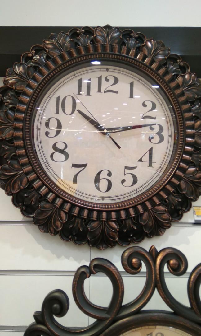 Jam aslinya gede bgt