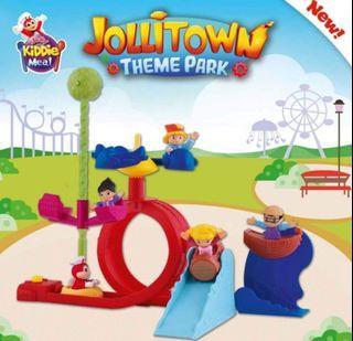 Jollibee Jollitown Theme Park