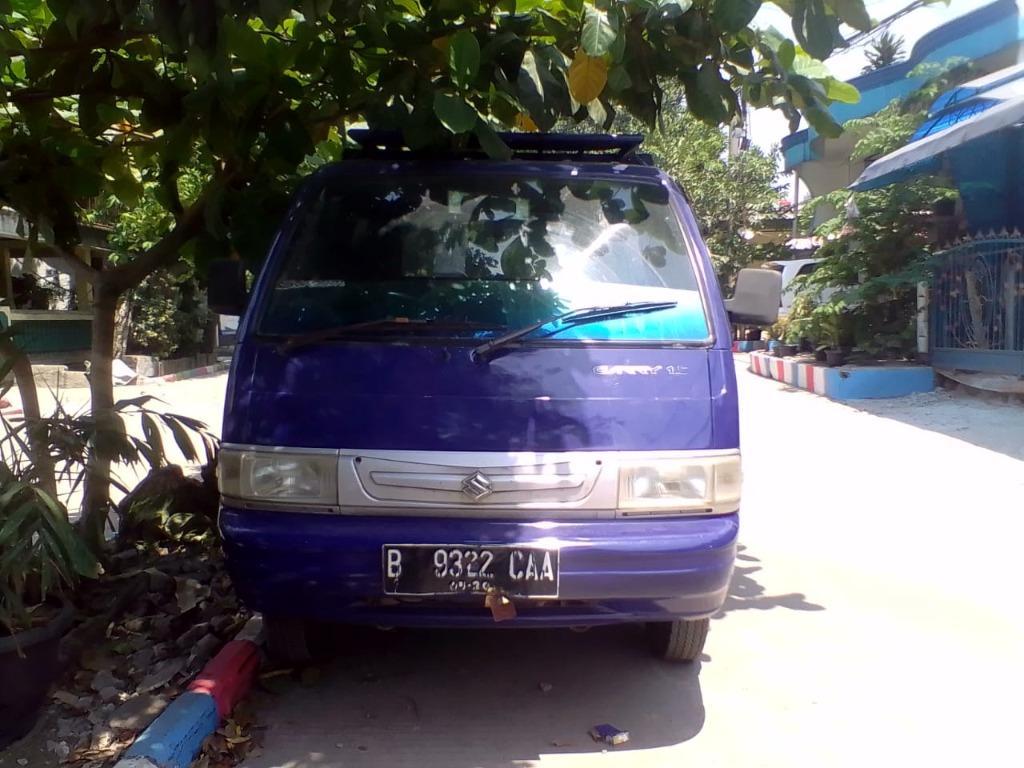 jual carry pickup murah