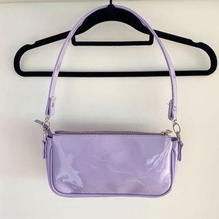 Lilac Shoulder Bag