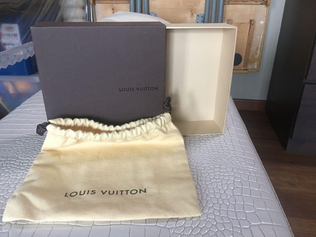 Louis Vuitton Box for Belt