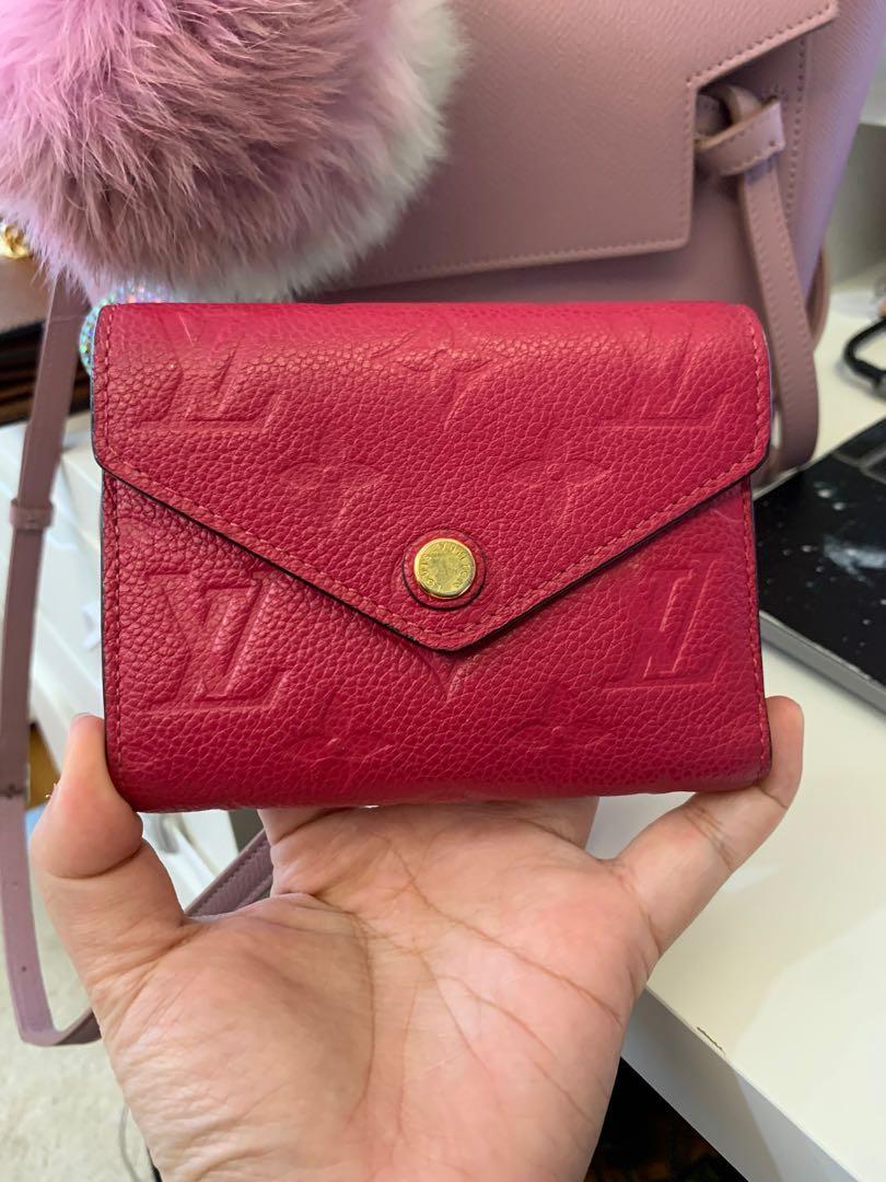 Louis Vuitton Empreinte Victorine Wallet