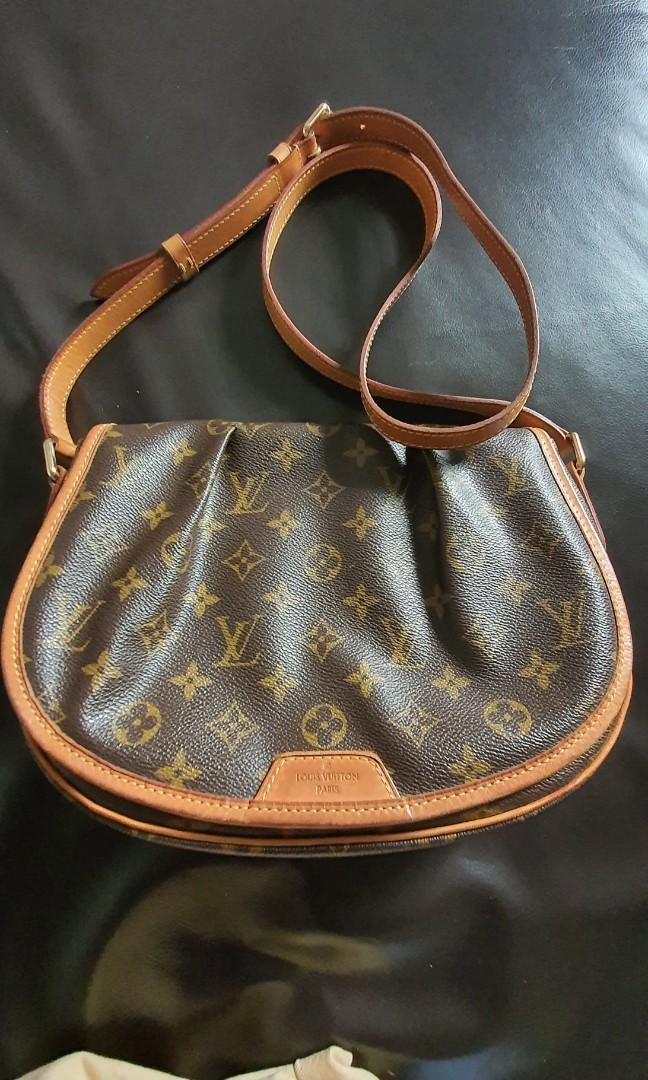 Louis vuitton menilmontant pm sling bag