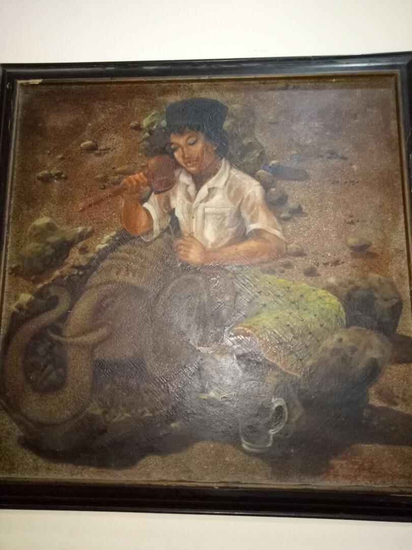 Lukisan Kuno (th 89)