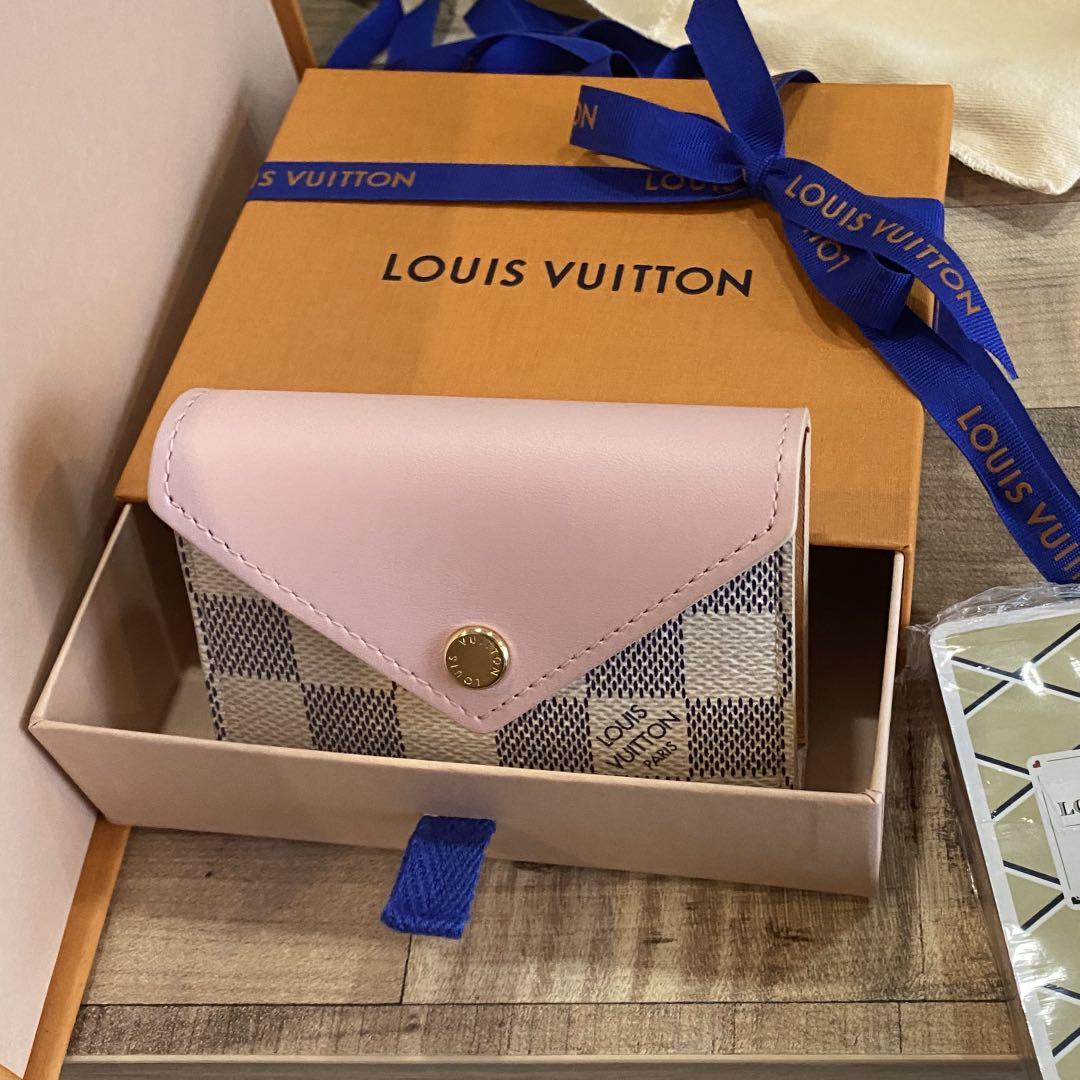 LV Louis Vuitton card holder poker playing cards