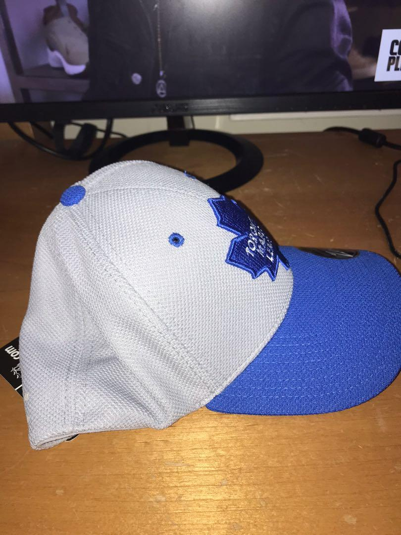 Maple leafs hat (brand new tags and everything
