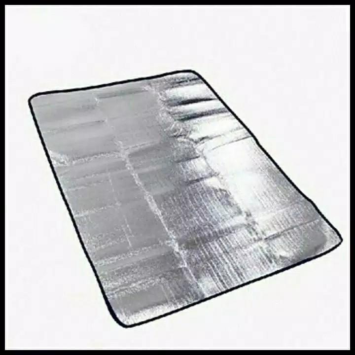 Matras alumunium foil 200x100cm