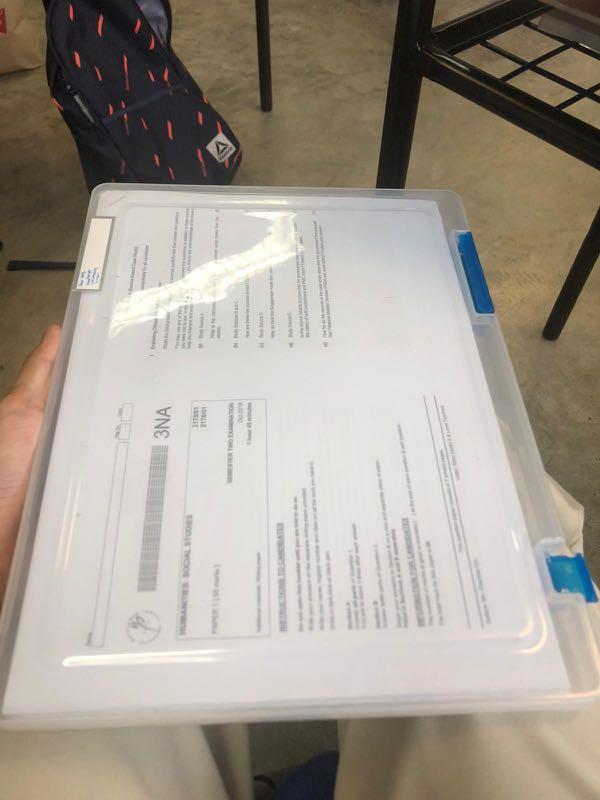Mayflower Secondary Boon Heng (3F) Homework File