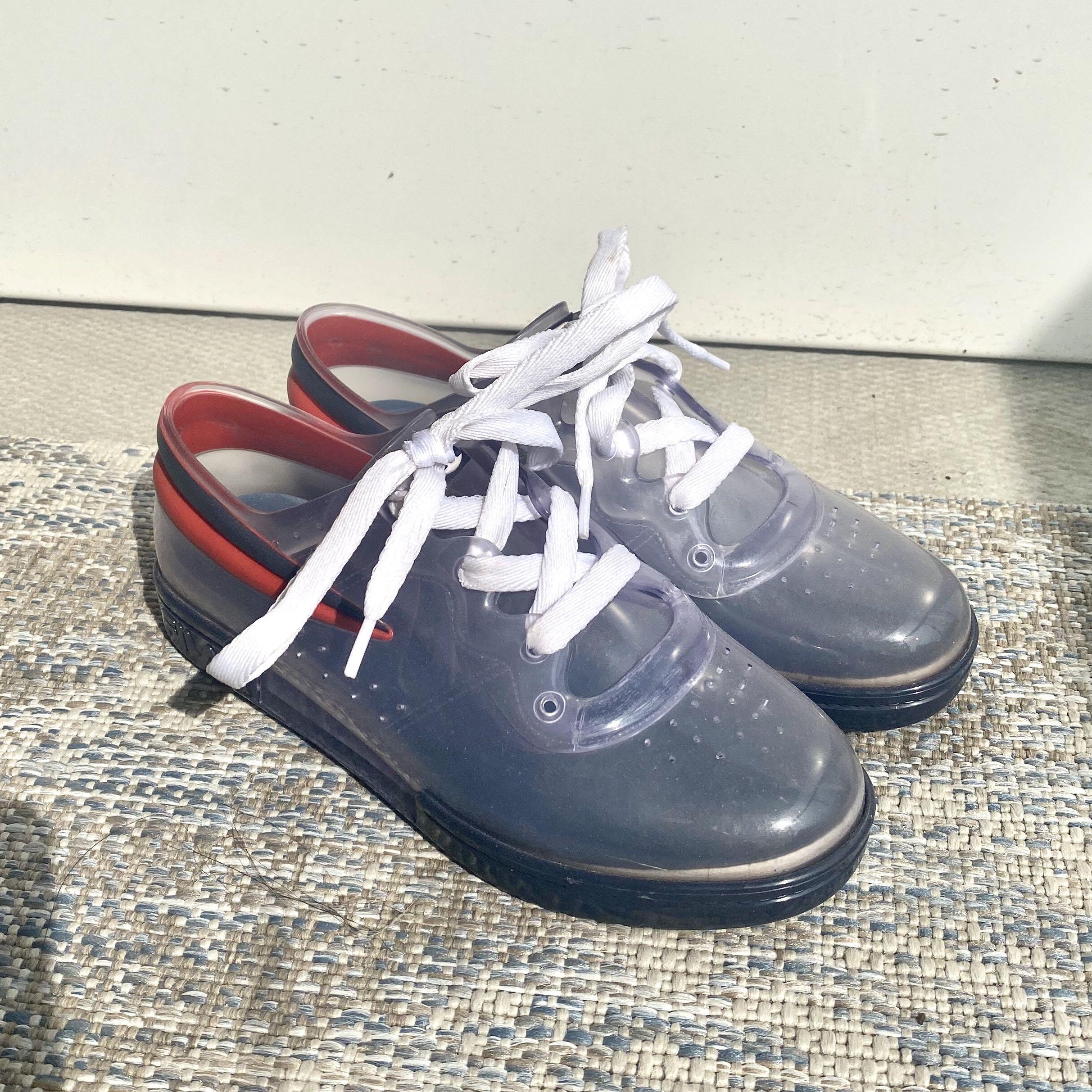 Melissa x Fila PVC Sneakers