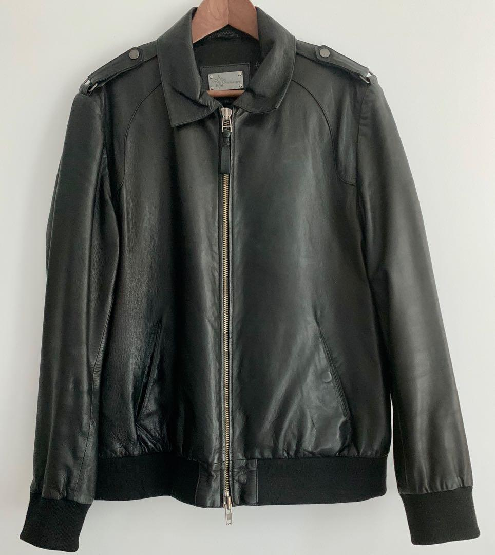 Men's Mackage Leather Jacket