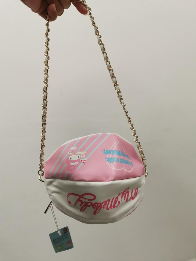 My melody sweet collection cooler bag