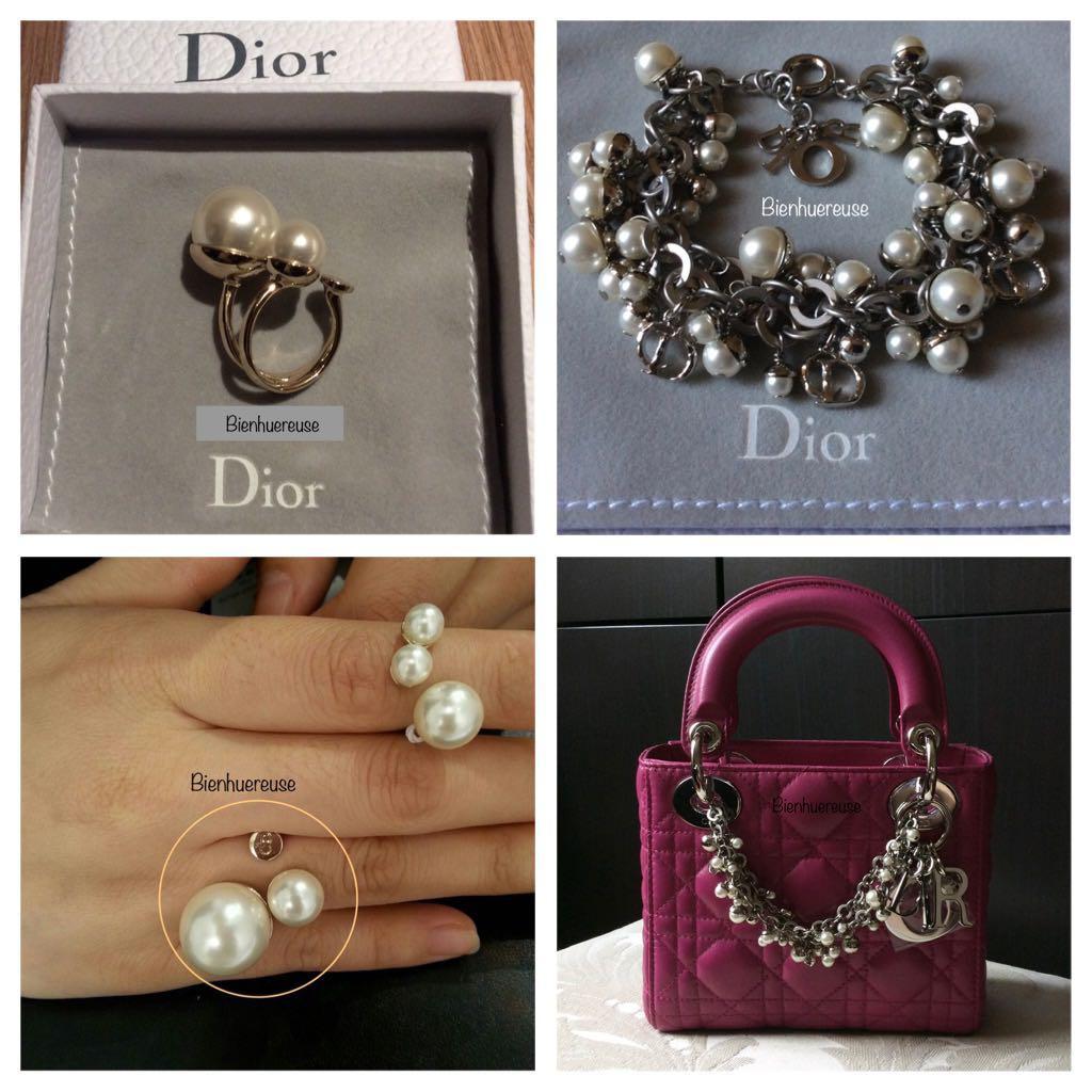 New, Unused Dior Accessories