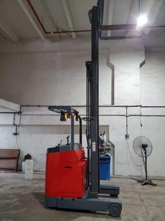 Nichiyu Forklift For Sales (Very Good Condition)