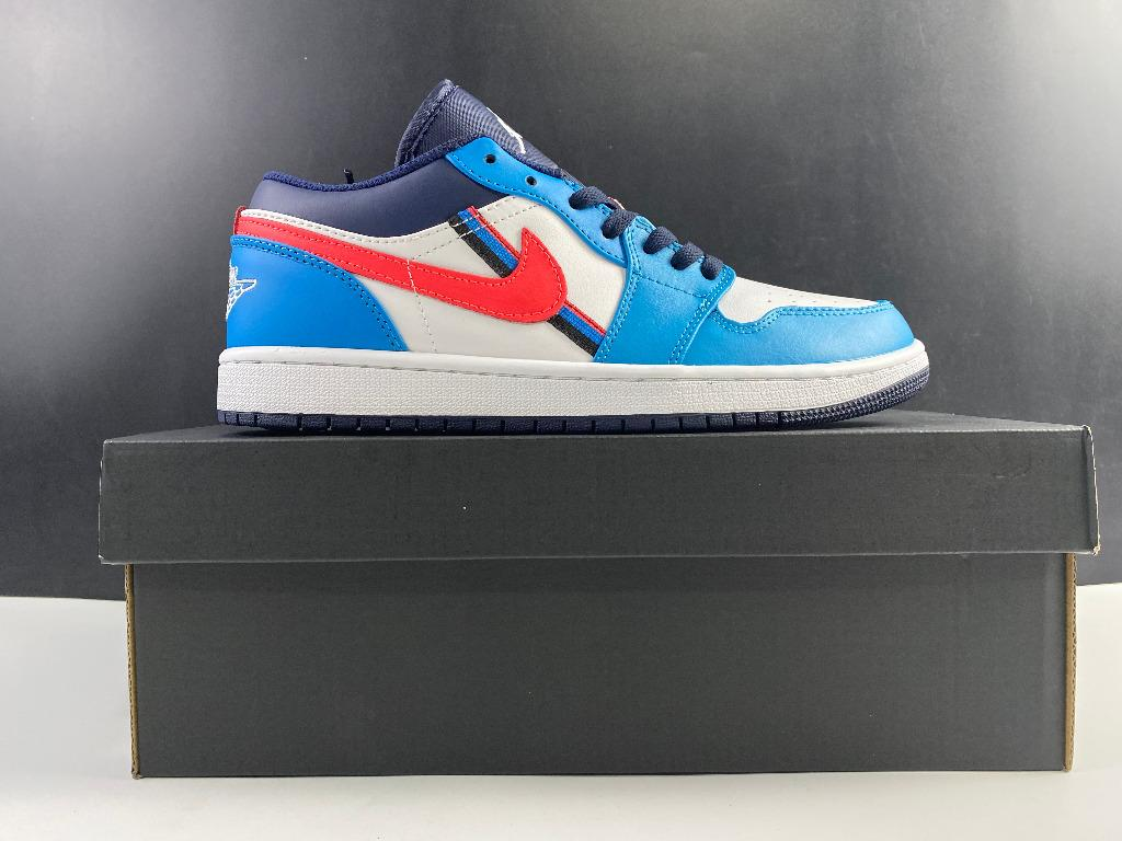 Nike Air Jordan 1 Low GAME TIME CV4892-100 Men and Women Size EU36-46
