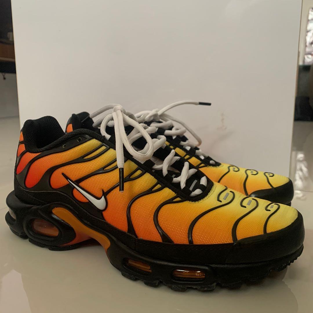 Nike TN Air Max Plus Tiger Orange, Men