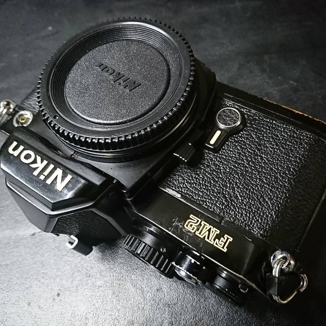 Nikon Fm2 lightmeter off