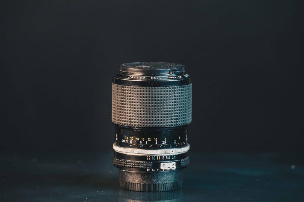 Nikon Zoom-NIKKOR Auto 43-86mm F3.5 Ai