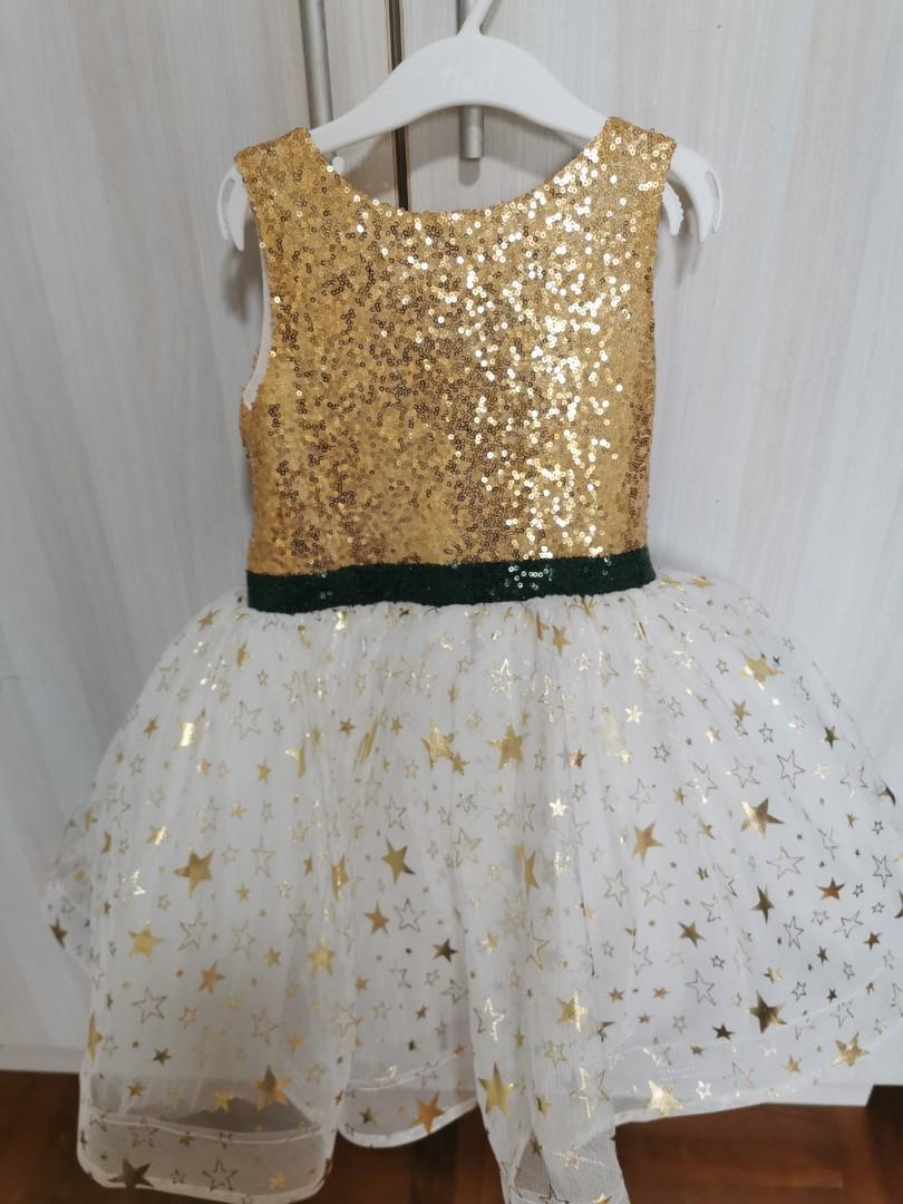 Party dress for 4-6 Yr old