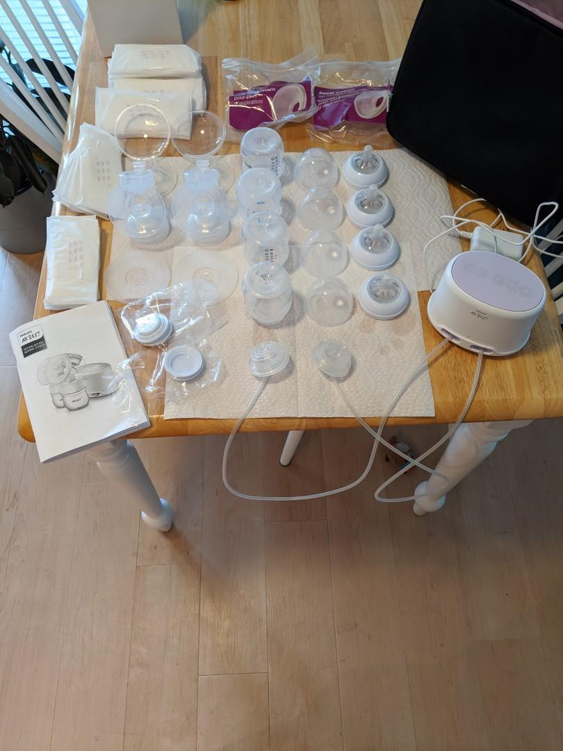 Phillips Avent Double Breast Pump