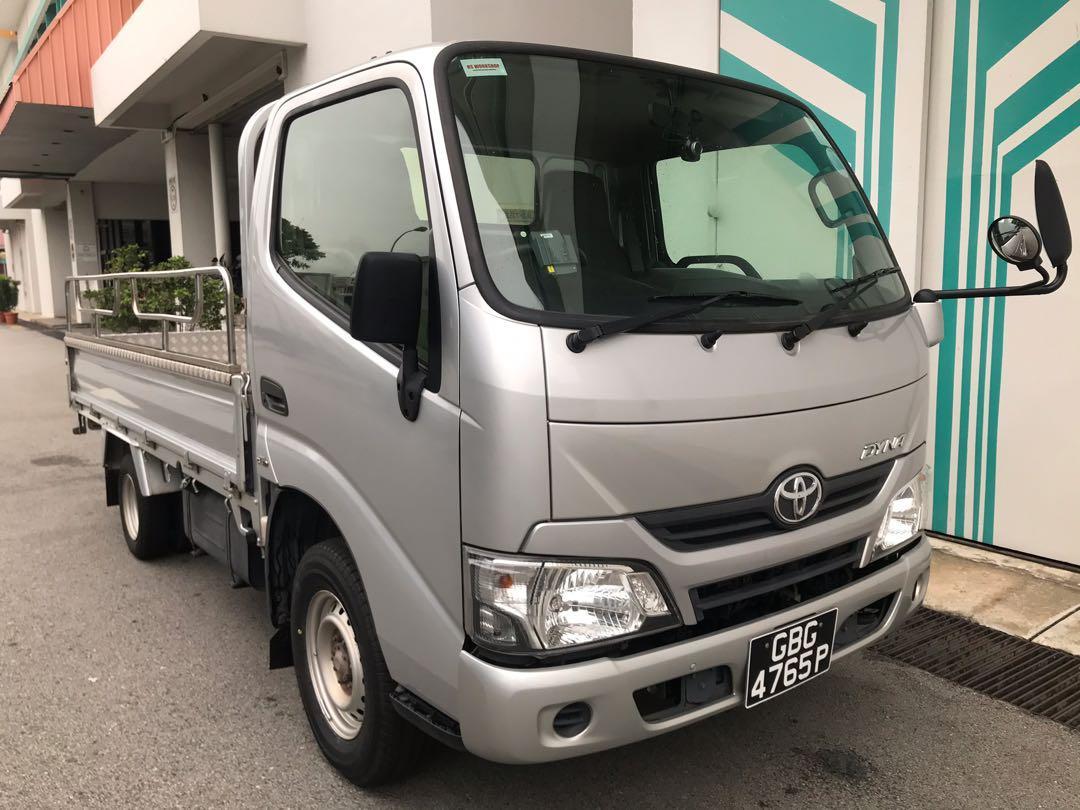Toyota Dyna 150 (M)