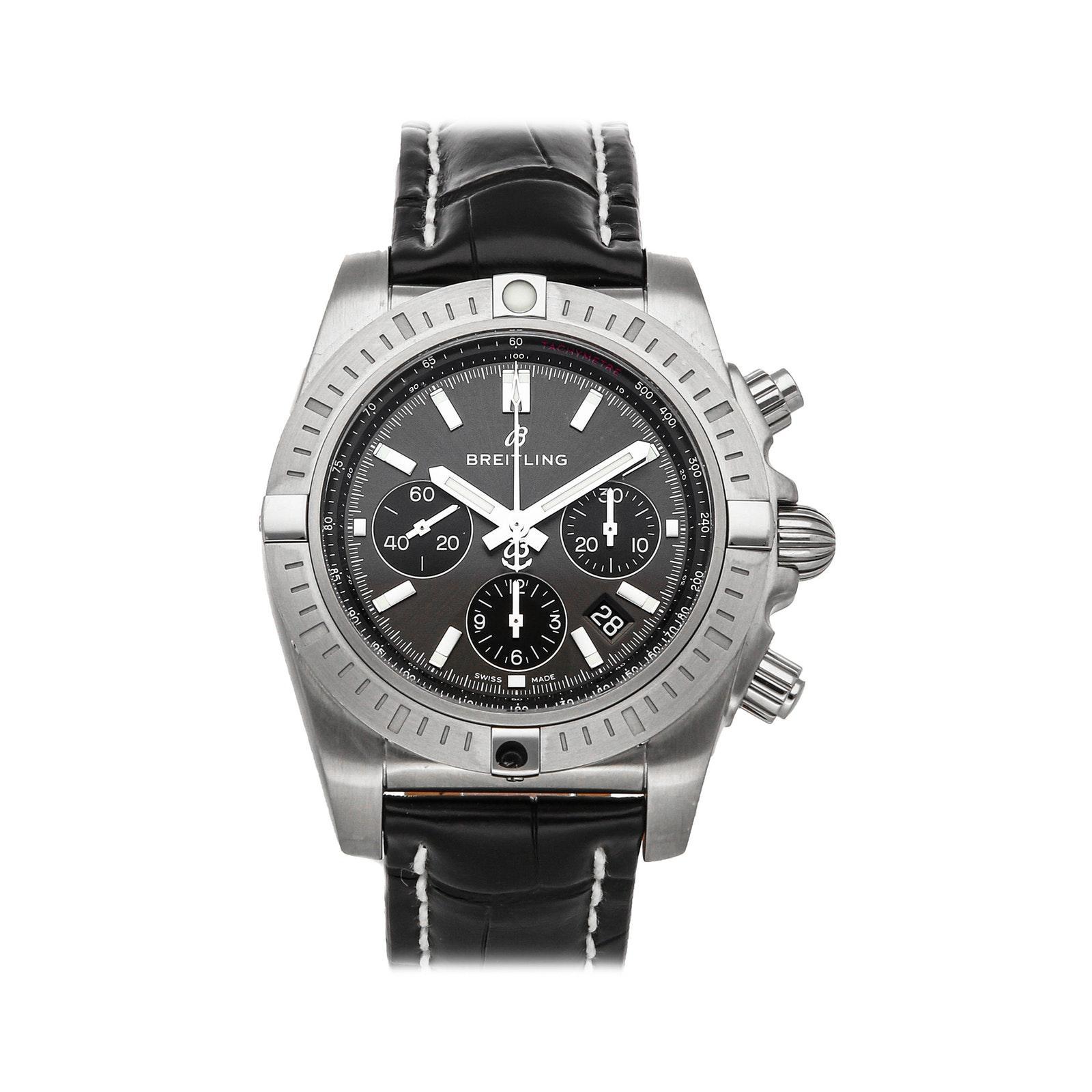 Pre-Owned Breitling Chronomat B01 Chronograph 44 AB0115101F1P1