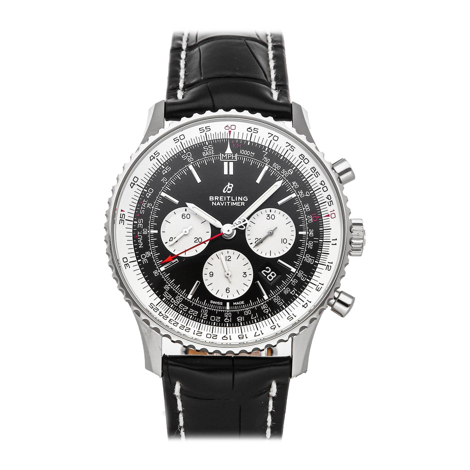 Pre-Owned Breitling Navitimer B01 Chronograph AB0127211B1P2