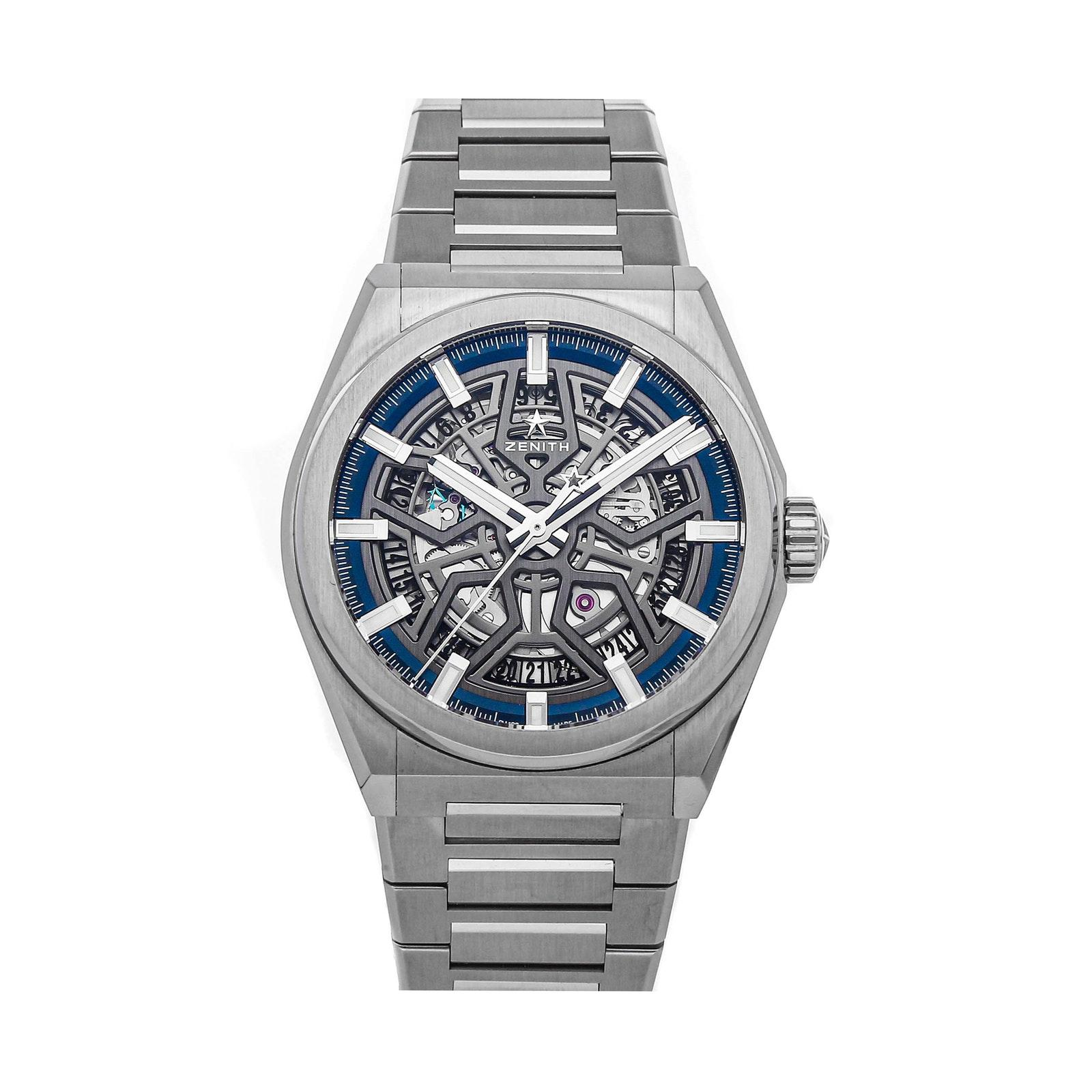 Pre-Owned Zenith Defy Classic 95.9000.670/78.M9000