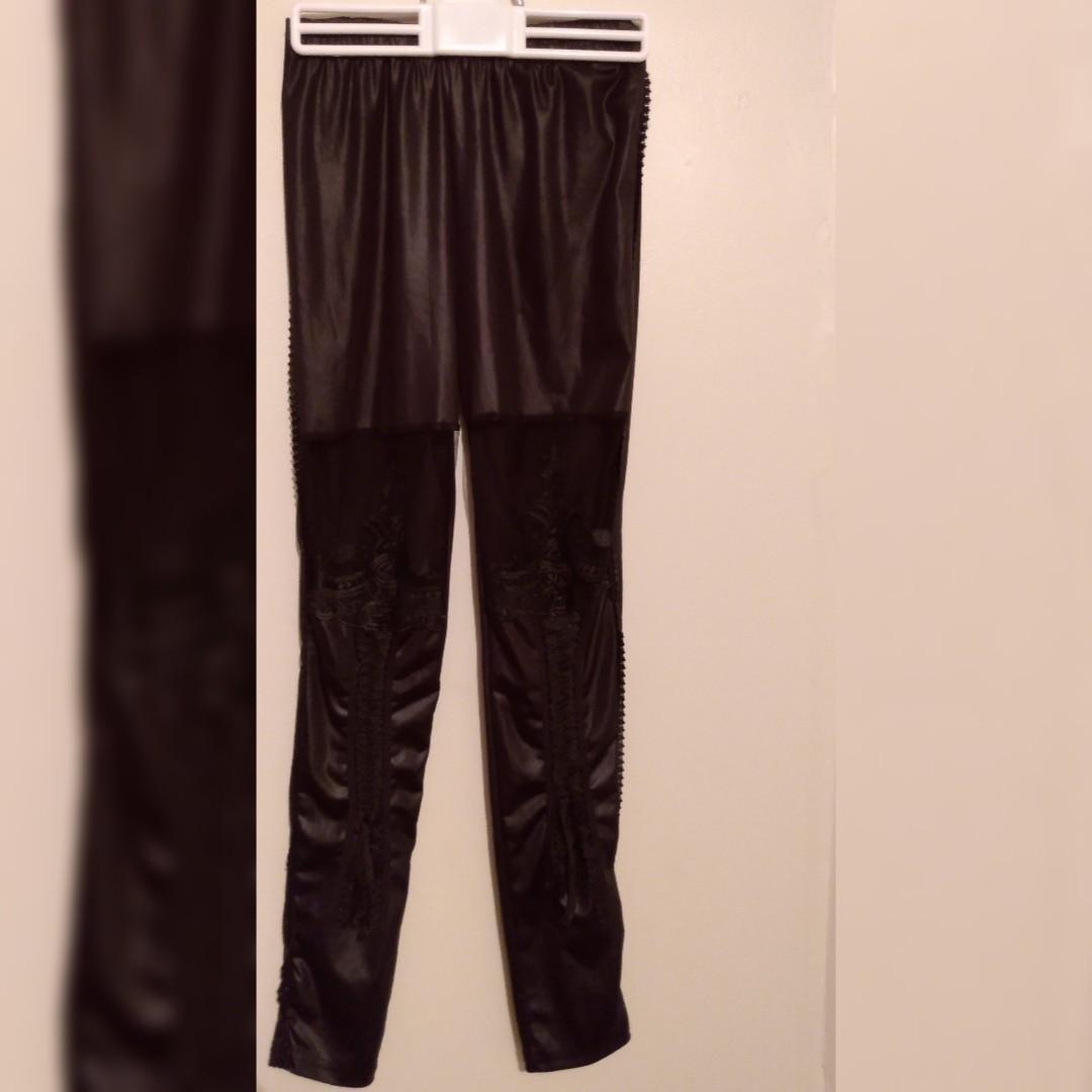 Punk retro pants