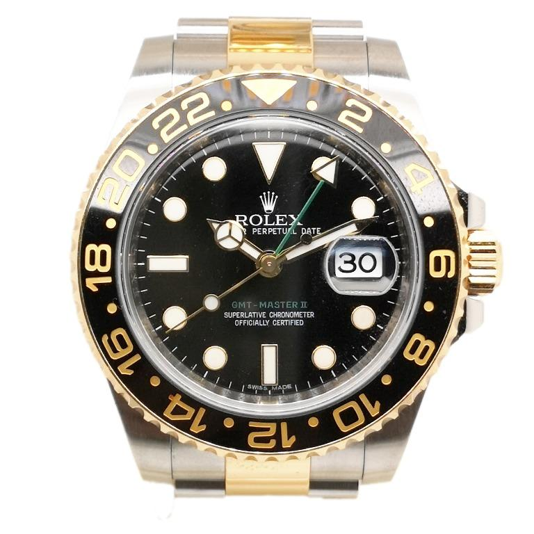 Rolex GMT-Master II 116713LN Watch