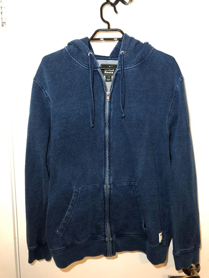 Roots Jean Tracksuit Large