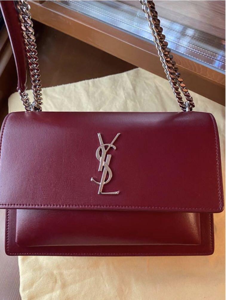 SAINT LAURENT Sunset bag (authentic)